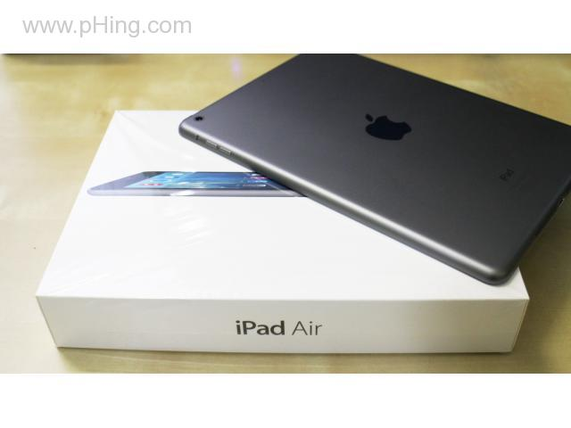 new sealed ipad air 32gb wifi 4g lte space grey. Black Bedroom Furniture Sets. Home Design Ideas