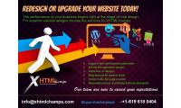 Looking to redesign your website or upgrade your website?