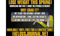 Lose Weight This Spring!