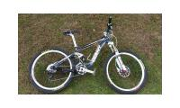 Highly Upgraded Giant Trance X3 2012 All Mountain Full Sus Bicycle