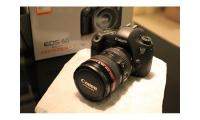WTS: Canon 6D Camera with 24-105mm f/4.0L Lens