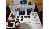 WTS : Brand New Original Canon EOS 5D Mark III Unboxing With Complete Accessories Unboxing