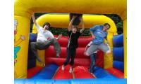 Cheapest jumping castle | Sumo suits hire