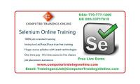 Selenium Online Training Classes and Placements