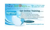 QA Testing Online Training and Placement by H2KInfosys