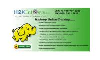 100% Job Oriented Big Data Online Training by H2KInfosys