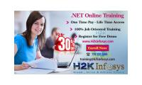 Get Upto 30% off on .Net Online Training Course