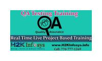 Real Time Project Oriented QA Online Training