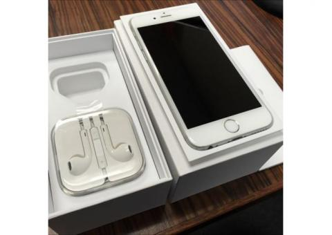 iPhone 6, Silver, 64Gb - Used but in very good condition