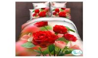 Good Qaulity and Affordable Customized 3D Designed Bed sheet in a Set Dream Comfort Singapore Brand