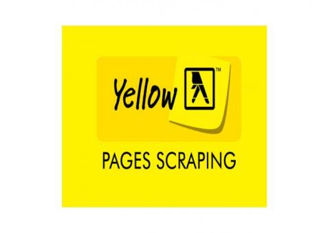 Directory Scraping and Yellow Pages Scraping