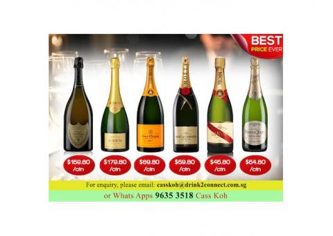 $54.80/pc Buy Moet Chandon Brut Imperial Champagne - Ubi Road 1. at #02-76 Oxley Bizhub 1.