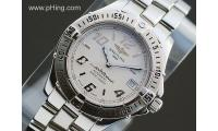Tip Top Condition Breitling Colt Ocean Full set with Box and paper