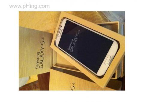 New Samsung Galaxy S4 64GB